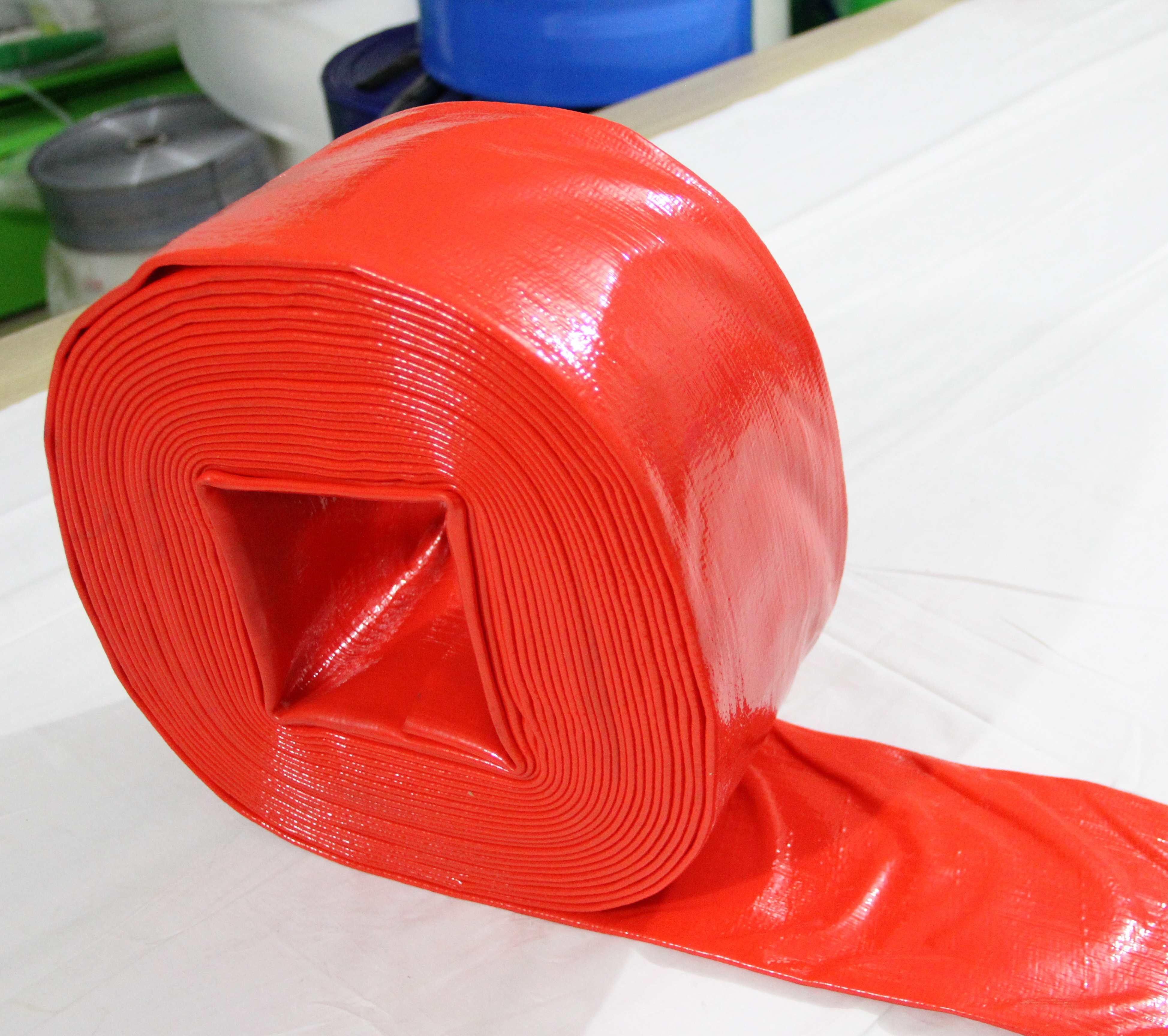 4 inch High Pressure Lay Flat Hose