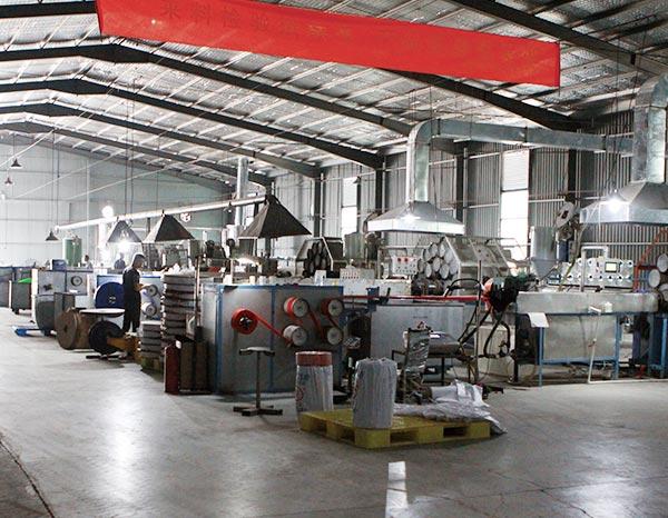 PVC Manufacturing Shop