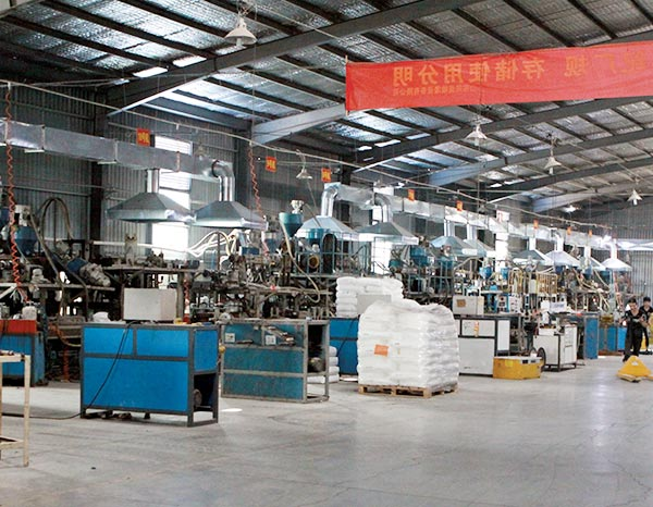 PE Manufacturing Shop
