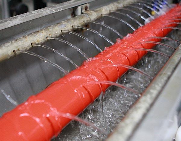 PVC Lay Flat Hose Cooling