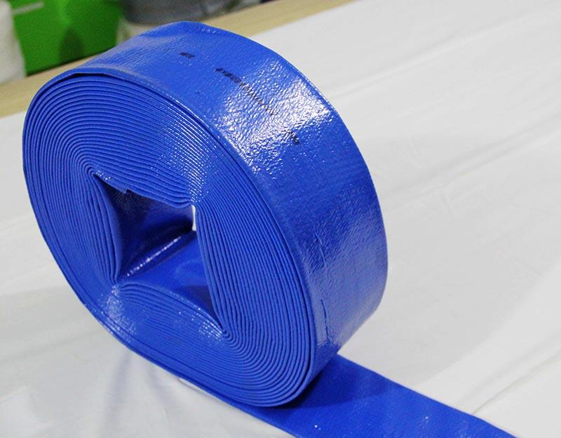 Factory Sale Blue Color High Pressure 2 Inch PVC Hose
