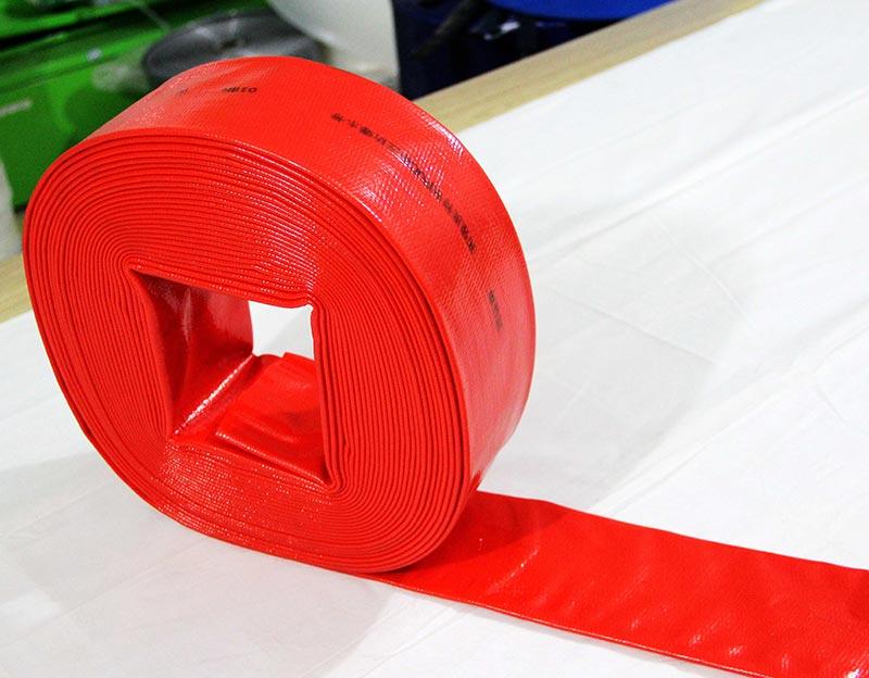 Quality Assured Irrigation Tubing PVC Layflat Hose Manufacturer