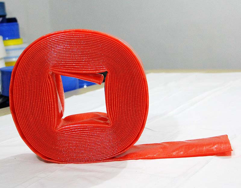 Large Diameter Pipe PVC Layflat Hose for Irrigation