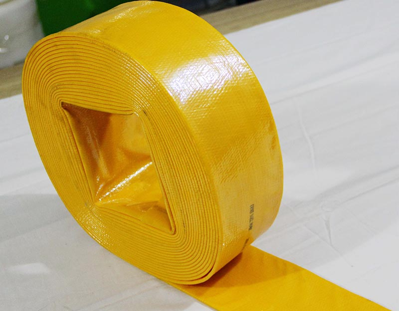 Rational Construction Layflat Flexible PVC Layflat Discharge Hose