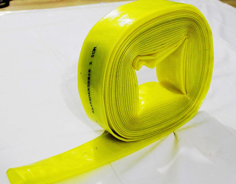 PVC Water Layflat Hose for Agriculture Farm Irrigation