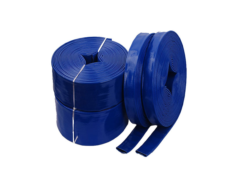 Best Selling Products 2 Inch Water Pipe Plastic Flexible Price Good Quality PVC Fire Hose