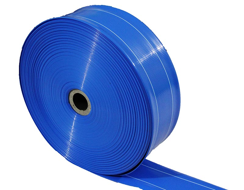 PE Double Layer Hose 3 Inch Water Delivery Pipe Factory Direct Sale