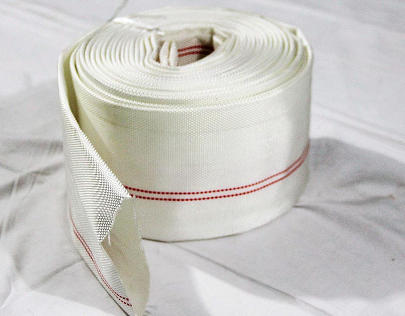 Rubber & Plastic Lined Layflat Fire Hose