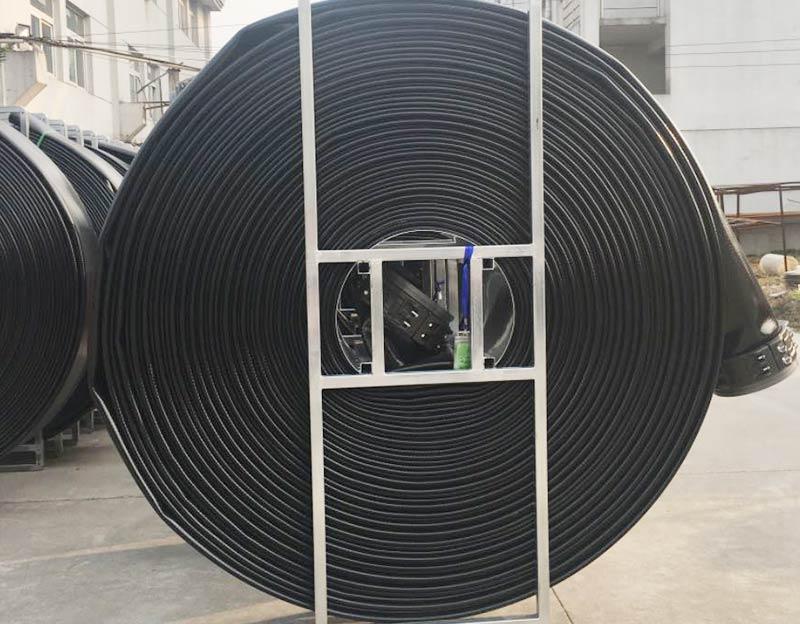 Manufacturing Directly Sale TPU Layflat Fire Sprinkler Flexible Hose