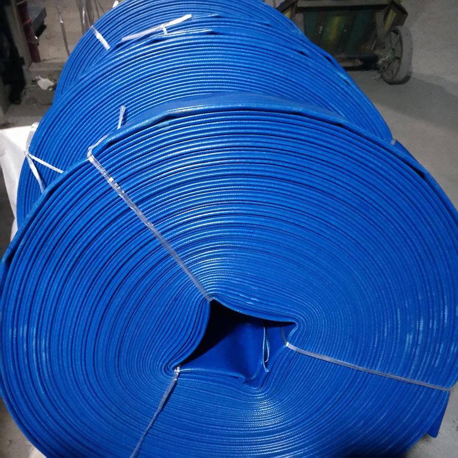6 Inch Big Size High Pressure PVC Layflat Hose