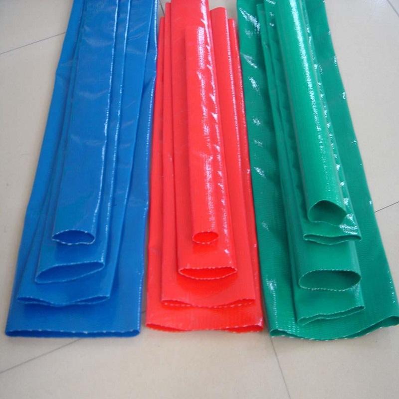 6 Inch High Pressure PVC Layflat Hose